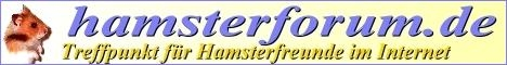 Das Hamsterforum - Treffpunkt f�r Hamsterfreunde im Internet!